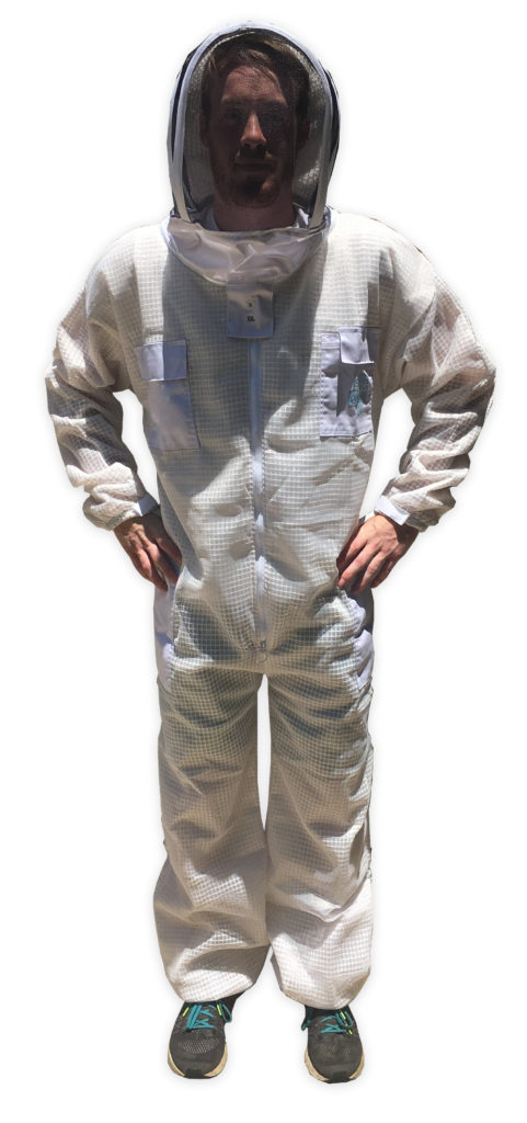 Cool Shield Fully Ventilated Beekeeping Suits Custom